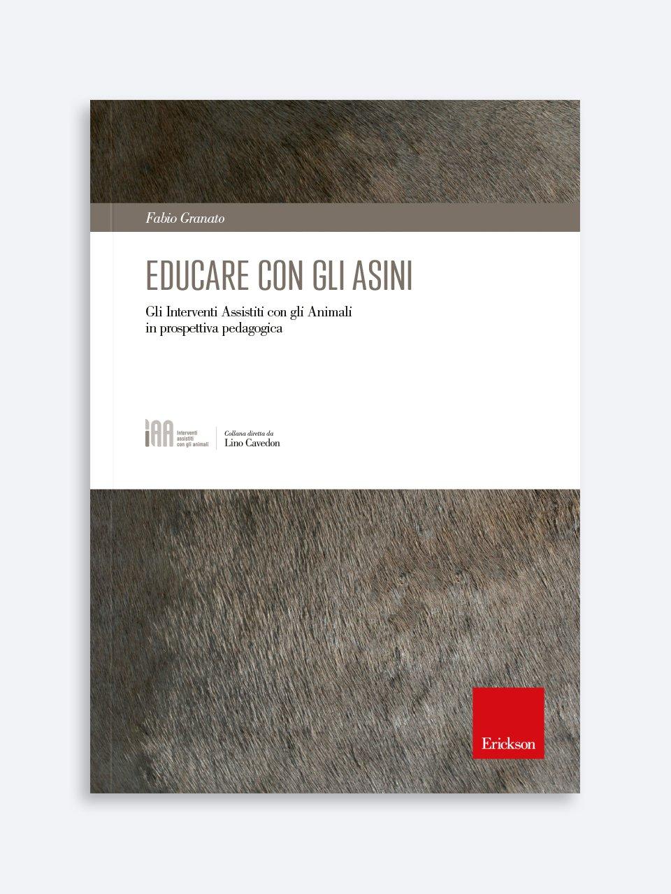Educare con gli asini - Presa in carico e intervento nei disturbi dello sv - Libri - Erickson
