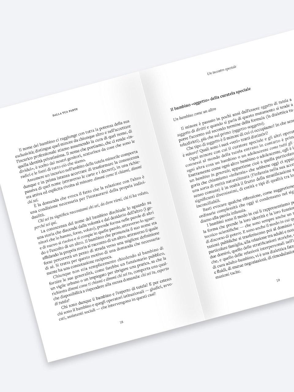 Dalla tua parte - Libri - Erickson 2