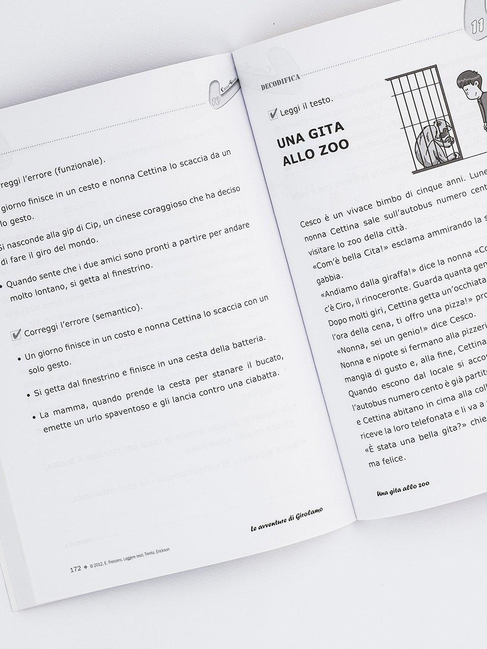Leggere testi - Libri - App e software - Erickson 6