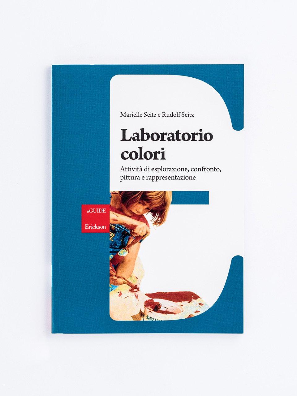 Laboratorio colori - Laboratori di creatività per l'autismo - Libri - Erickson
