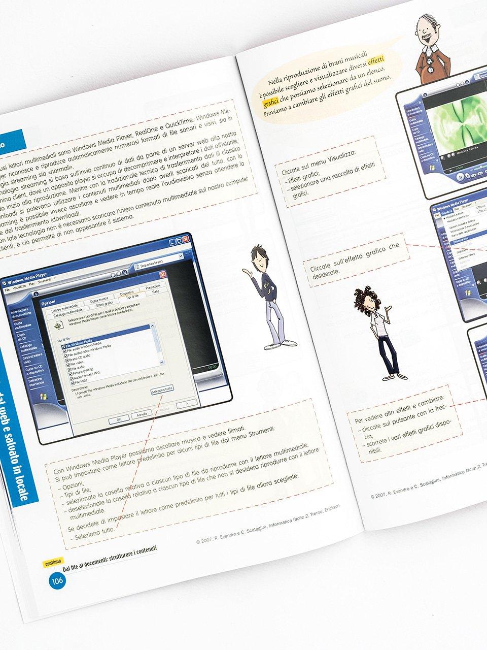 Informatica facile - Volume 2 - Libri - Erickson 2
