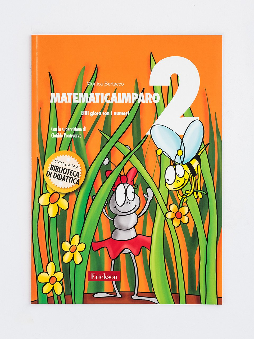 MatematicaImparo 2 - MatematicaImparo 10 - Libri - Erickson