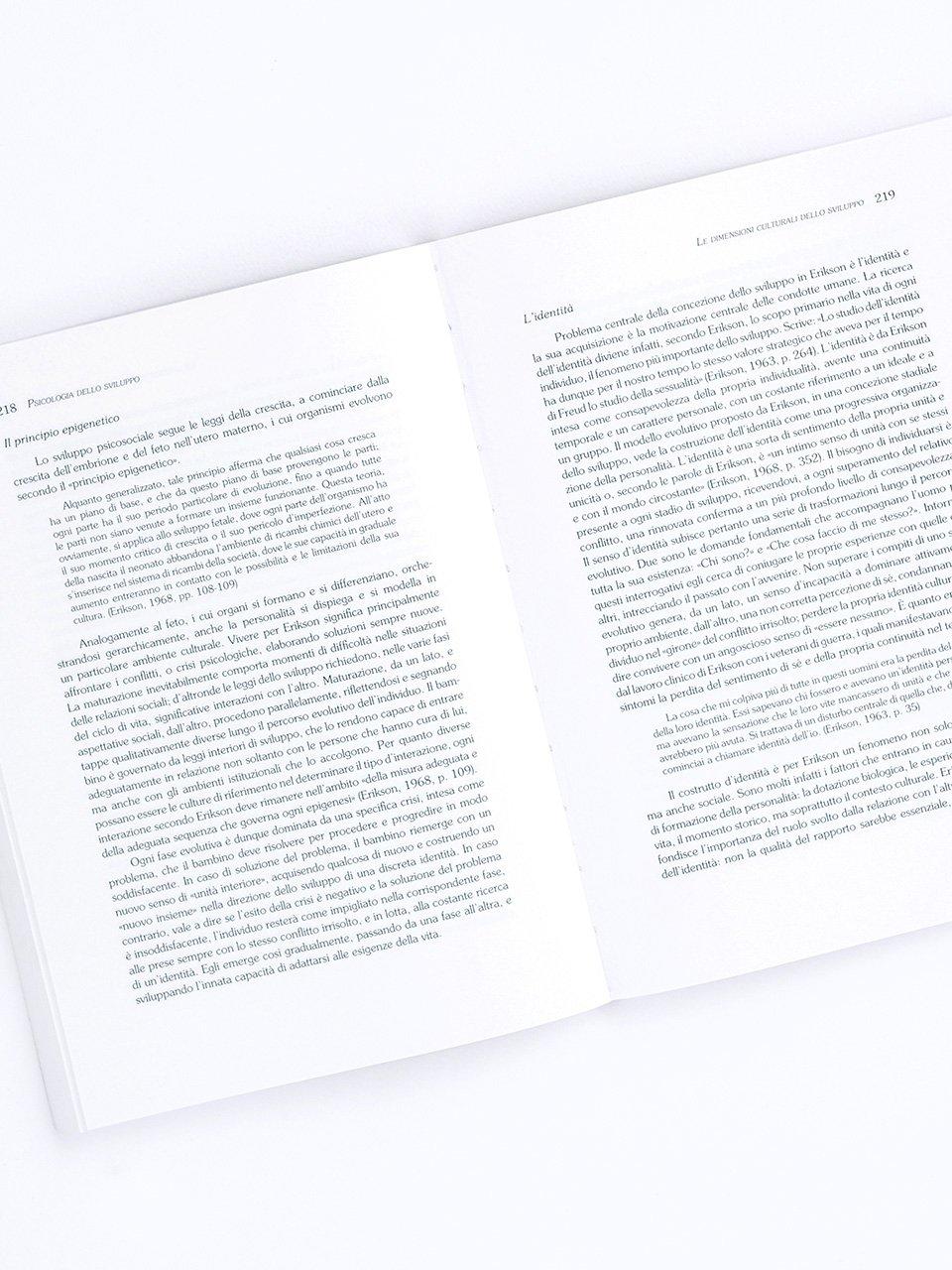 Psicologia dello sviluppo - Libri - Erickson 2