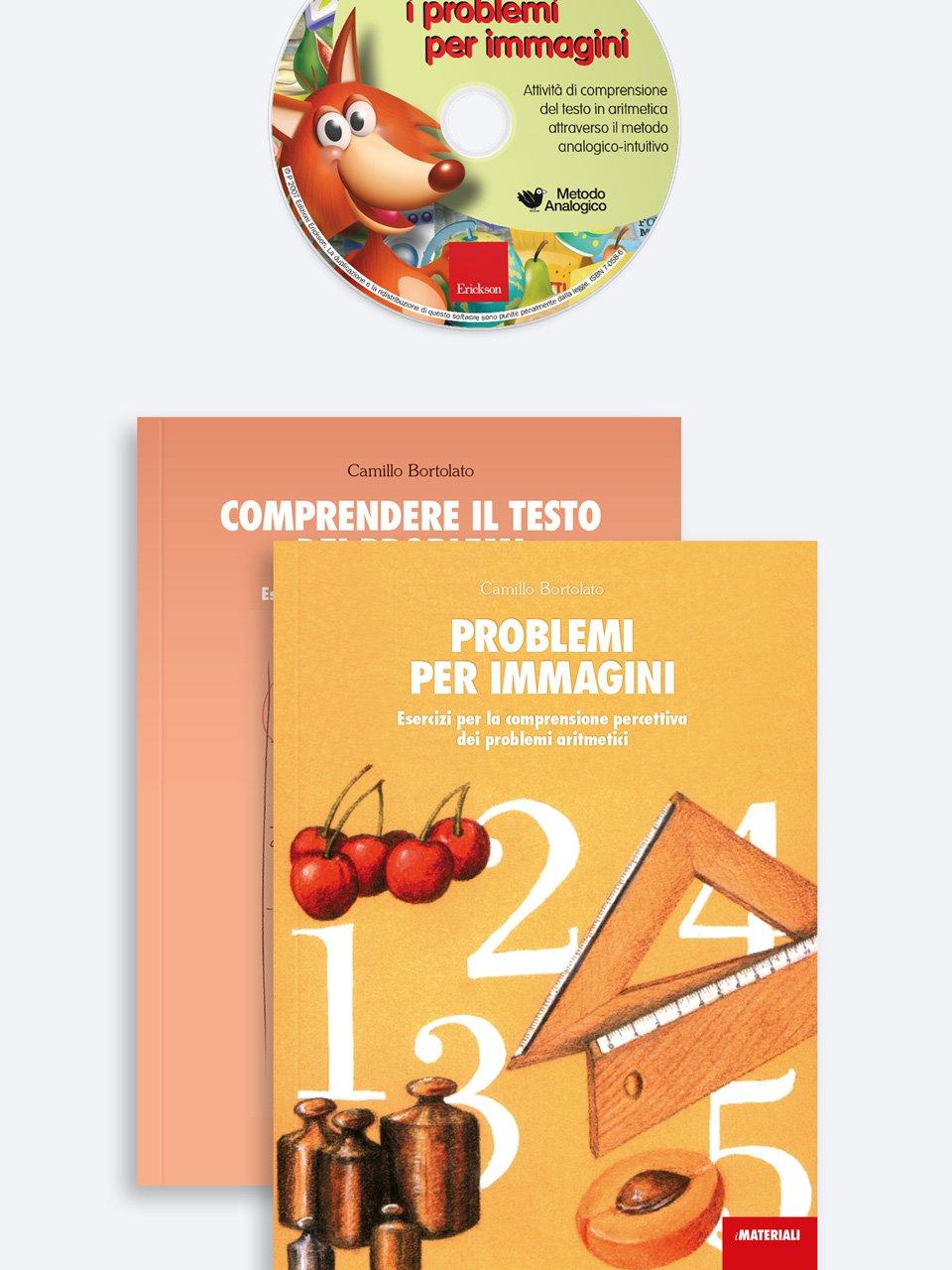 Risolvere i problemi per immagini - Disfaproblemi - Libri - Erickson 2