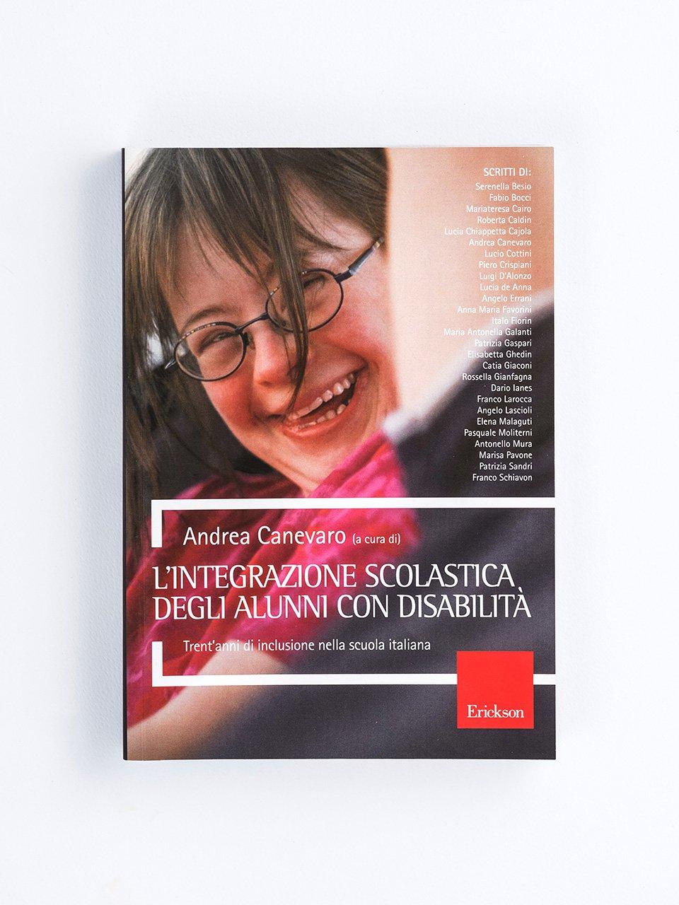 L'integrazione scolastica degli alunni con disabilità - Educare liberi da stereotipi - Formazione - Erickson