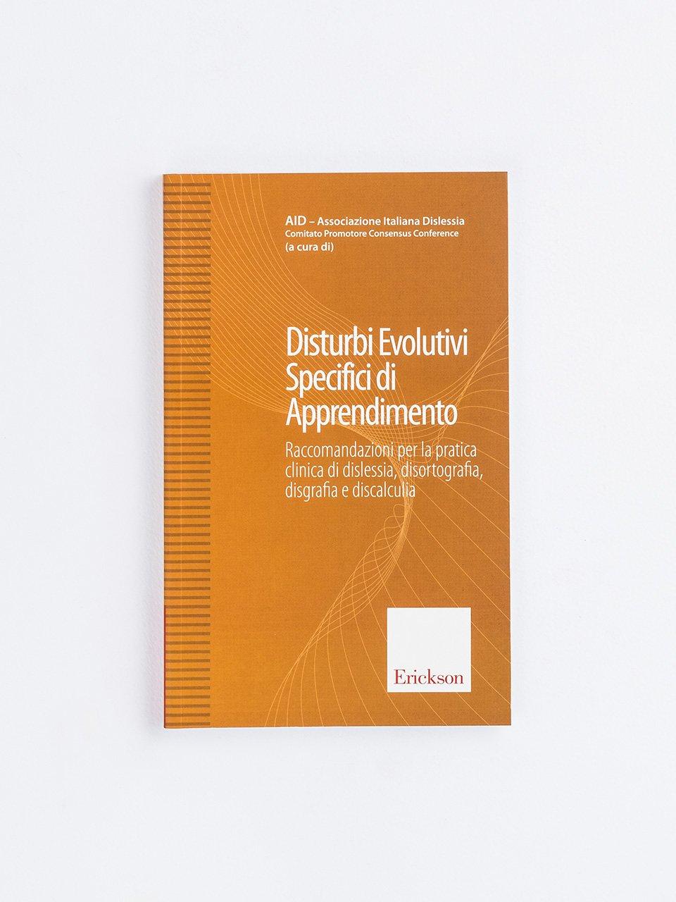 Disturbi Evolutivi Specifici di Apprendimento - ePRO - App e software - Erickson