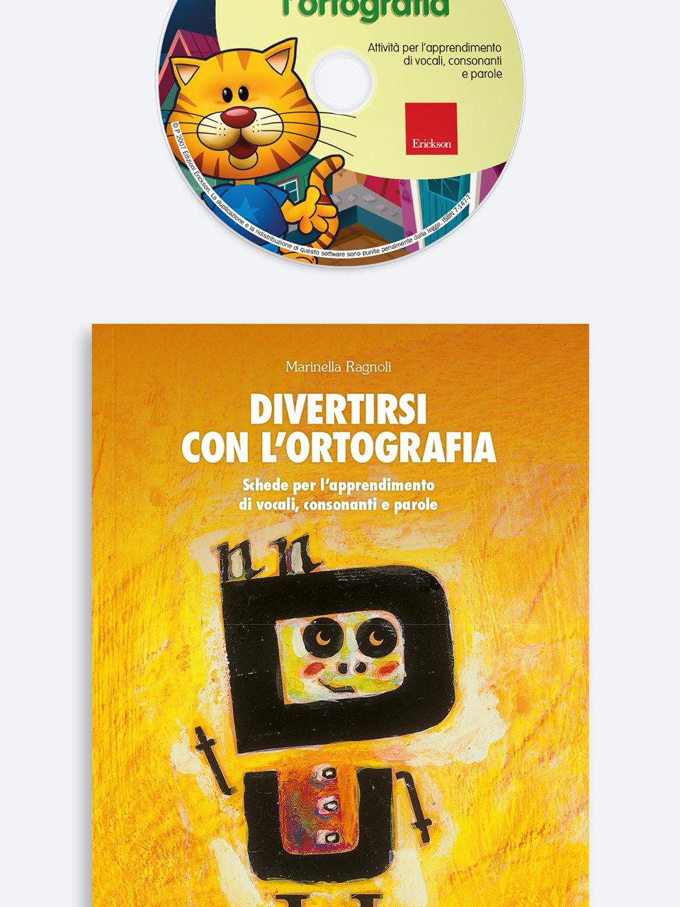 Divertirsi con l'ortografia - Tablet delle regole di Italiano - Libri - Erickson 2