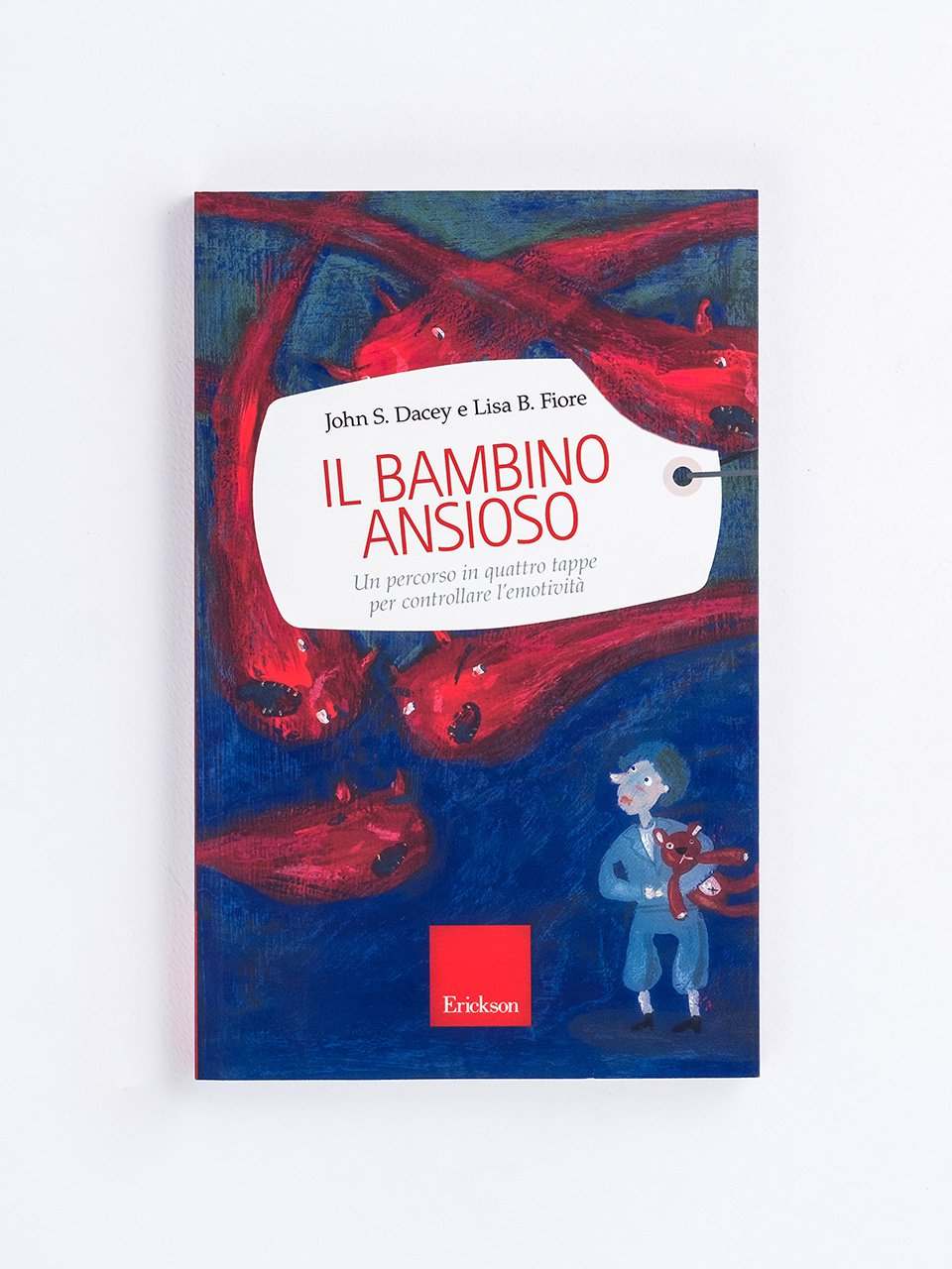 Il bambino ansioso - Come facilitare una Family group conference - Libri - Erickson