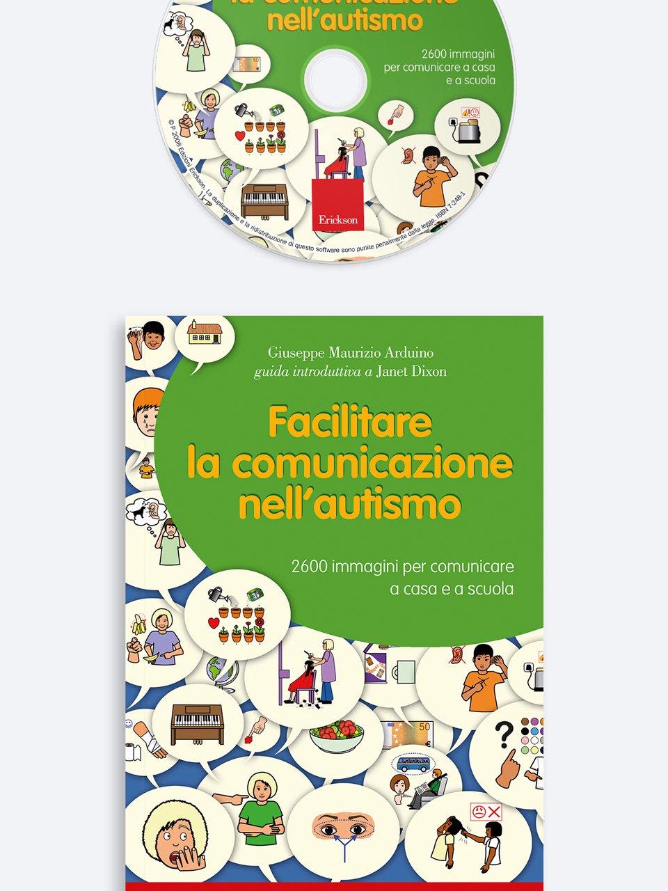 Facilitare la comunicazione nell'autismo - Conosco il mondo con la LIS - Libri - Erickson