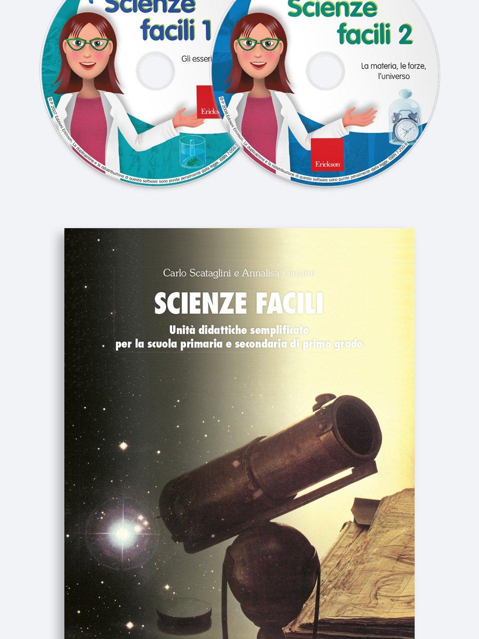 Scienze facili - Mia nonna era un pesce - Libri - Erickson 3