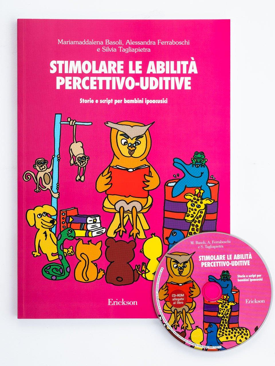 Stimolare le abilità percettivo-uditive - Libri - Erickson 2