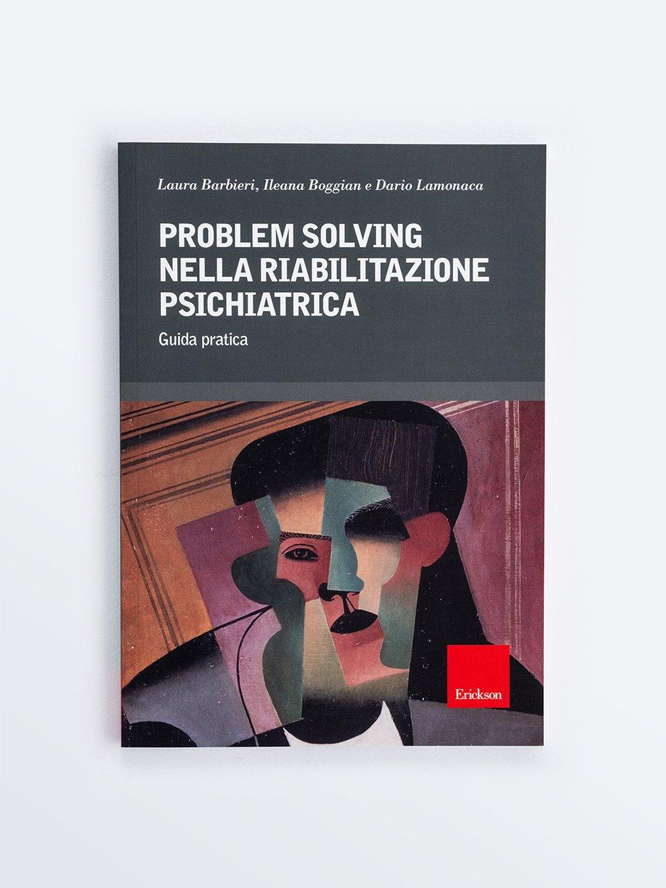 Problem solving nella riabilitazione psichiatrica - Tablotto (6-8 anni) - Giochi - Erickson