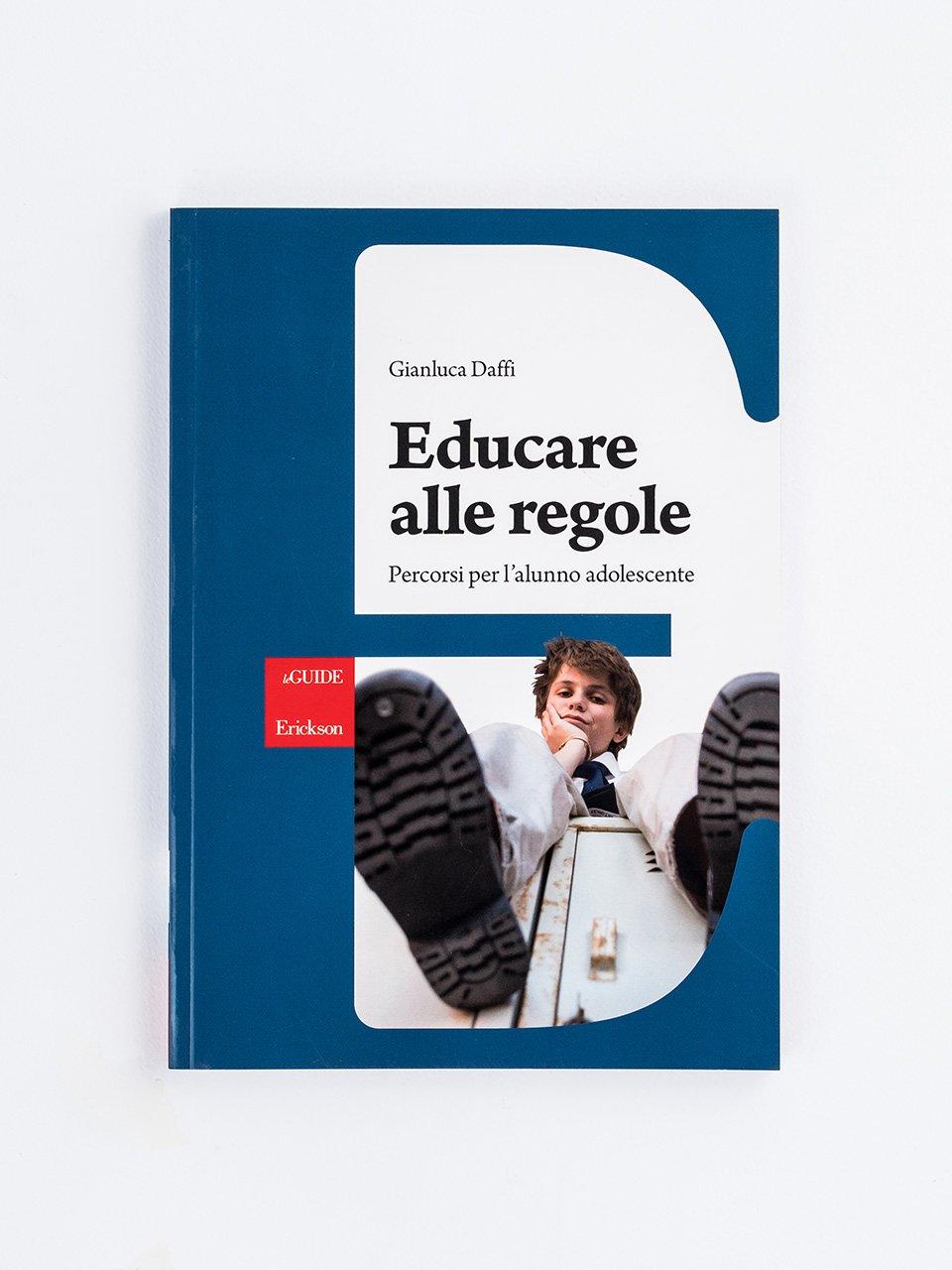 Educare alle regole - Così impari - Libri - Erickson
