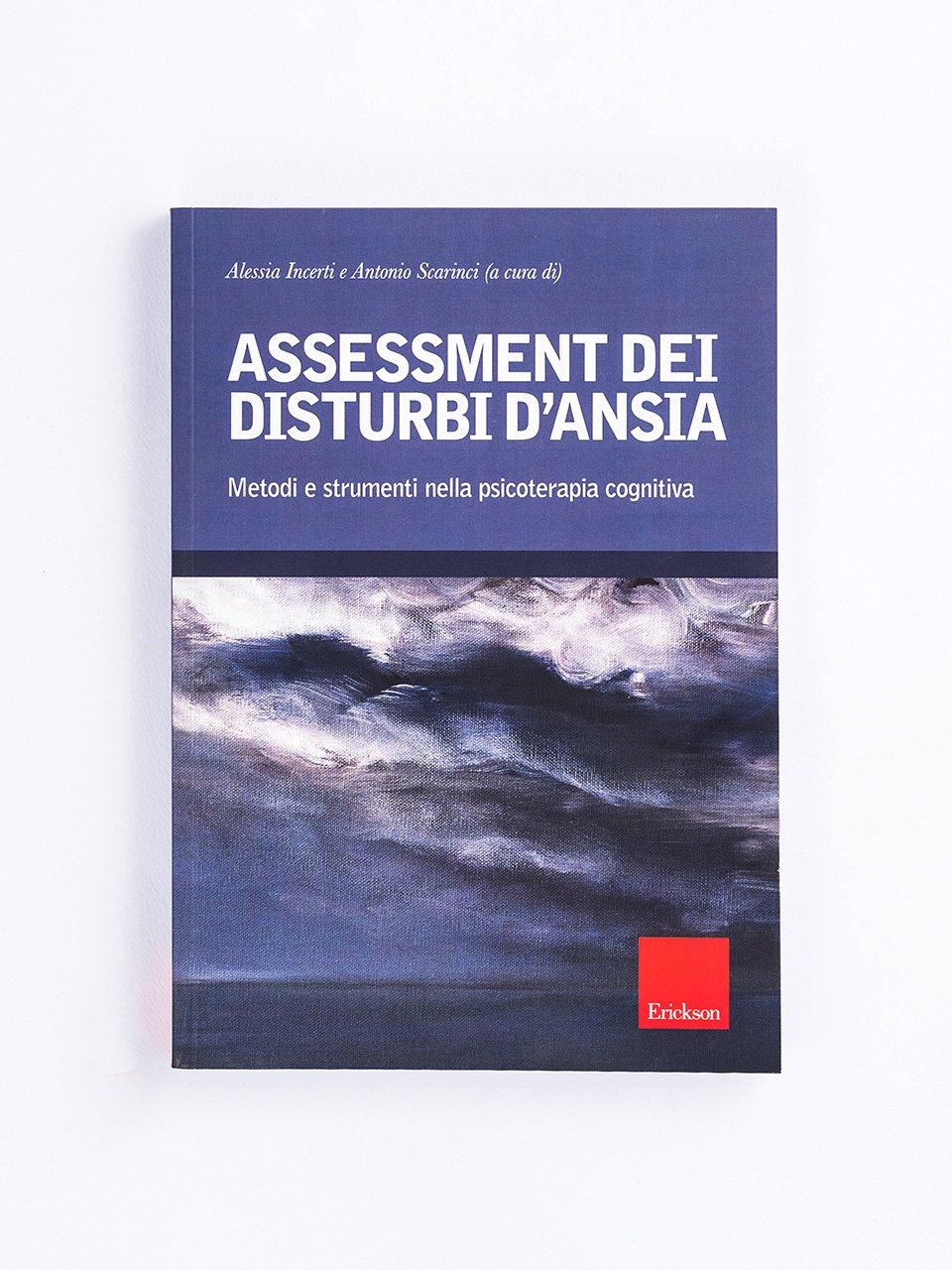 Assessment dei disturbi d'ansia - Il disturbo da accumulo e la sua valutazione - Libri - Erickson