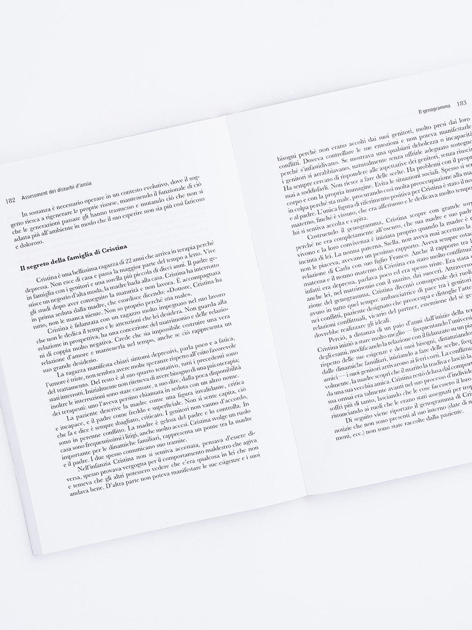 Assessment dei disturbi d'ansia - Libri - Erickson 2
