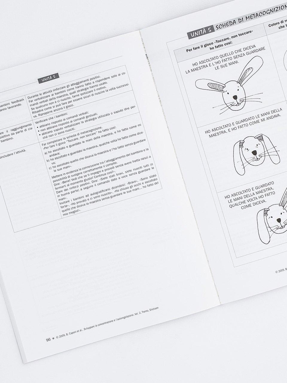 Sviluppare la concentrazione e l'autoregolazione - - Libri - Erickson 2