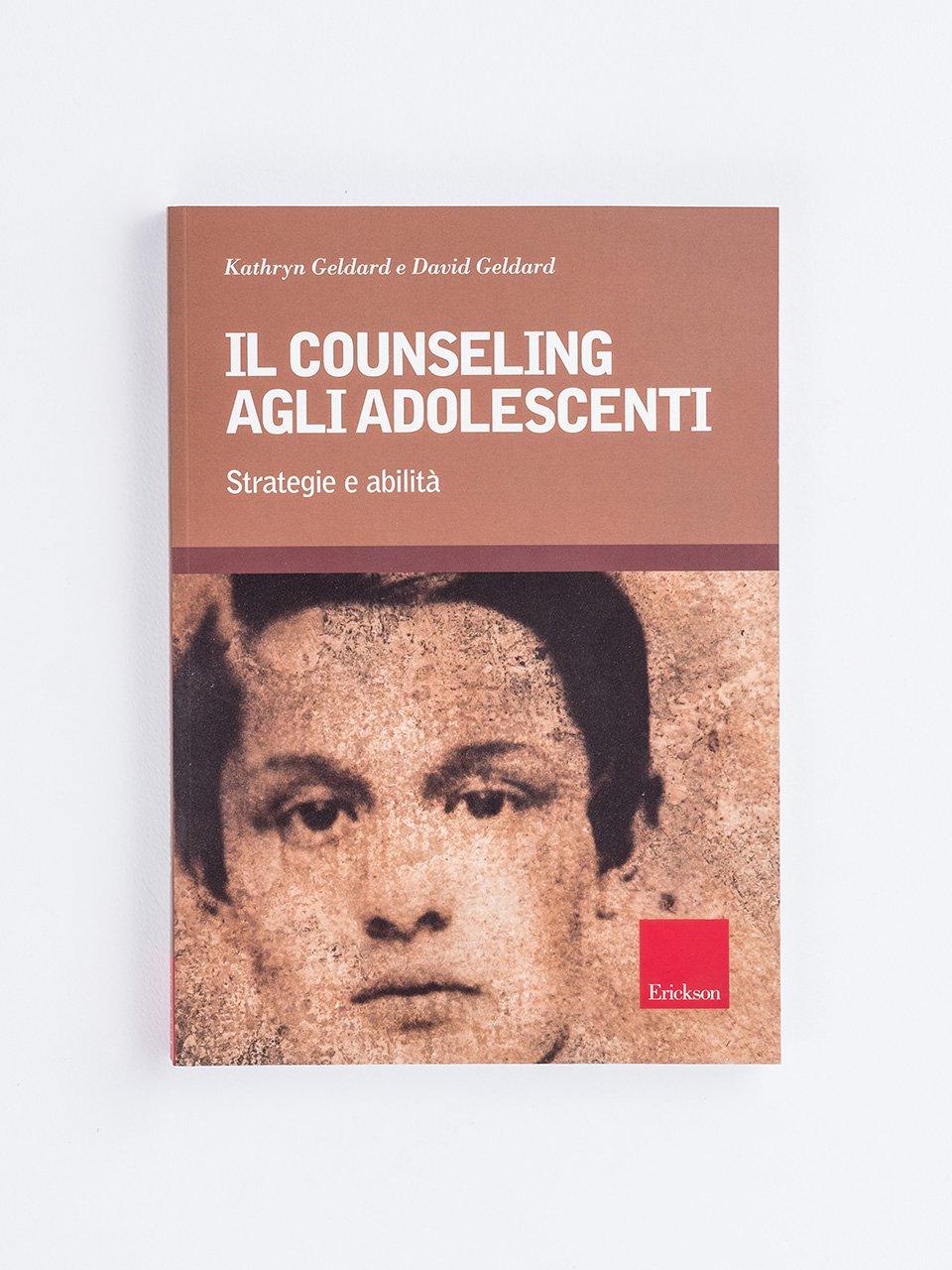 Il counseling agli adolescenti - Servizi sociali/educativi/sanitari - Erickson