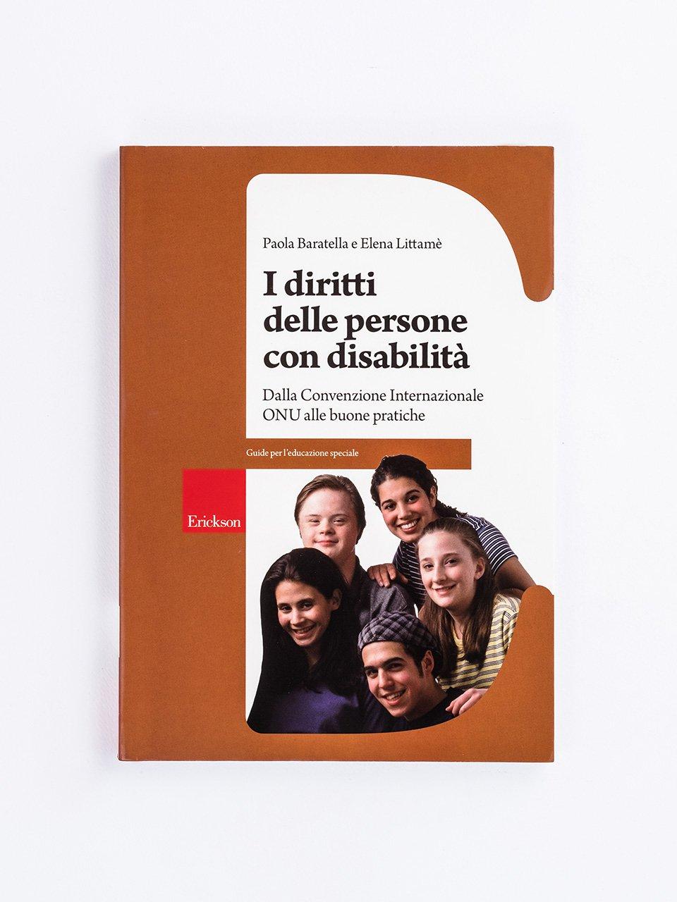 I diritti delle persone con disabilità - Disabilità e società - Libri - Erickson