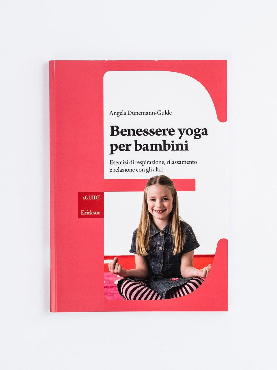 Benessere yoga per bambini - Libri - Erickson