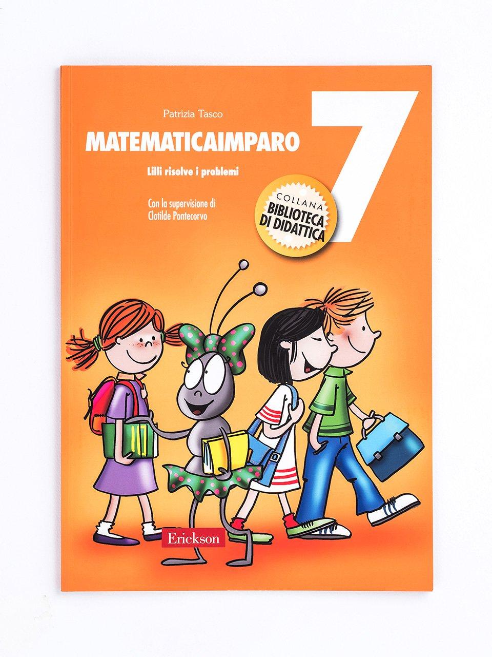 MatematicaImparo 7 - Giocadomino - Frazioni e numeri decimali - Giochi - Erickson
