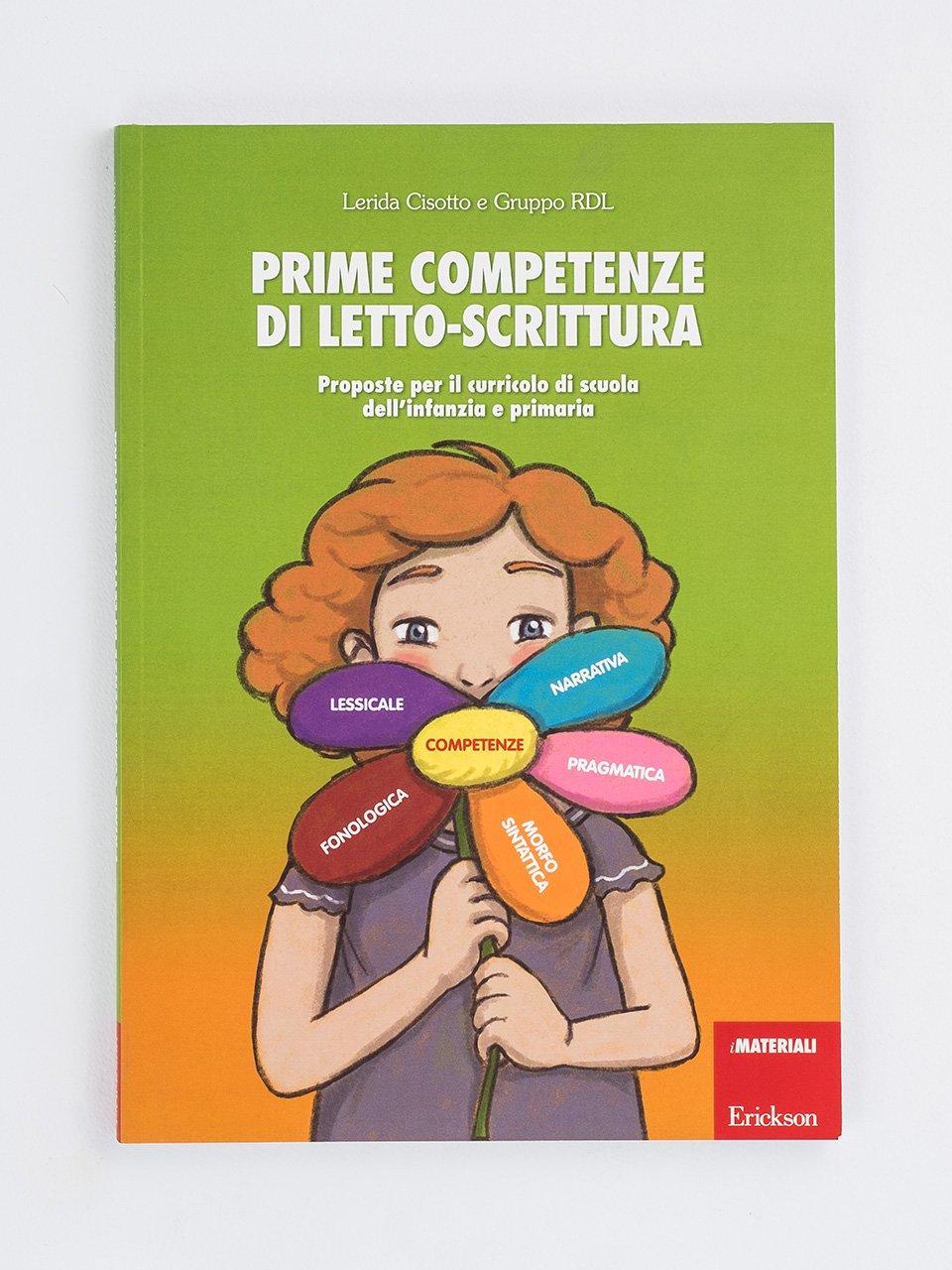 Prime competenze di letto-scrittura - Un gioco di P.A.R.O.L.E. - Strumenti - Erickson 2