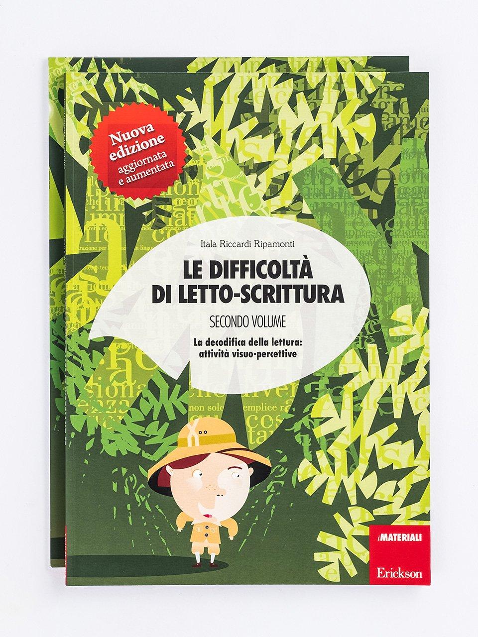 Le difficoltà di letto-scrittura - Volume 2 - Libri - Strumenti - Erickson