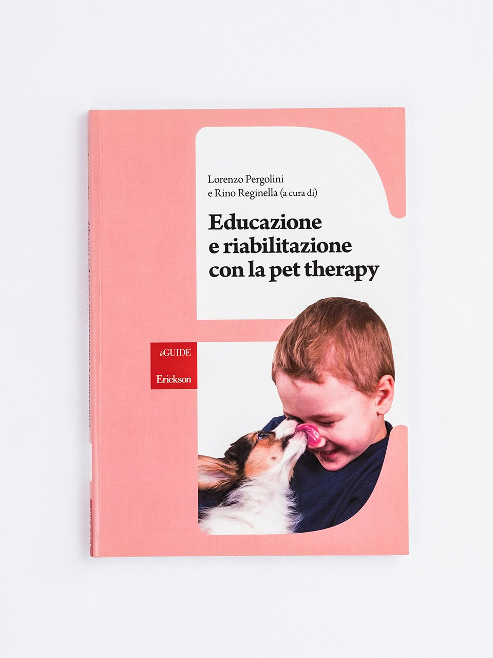 Educazione e riabilitazione con la pet therapy - Terapista Occupazionale - Erickson