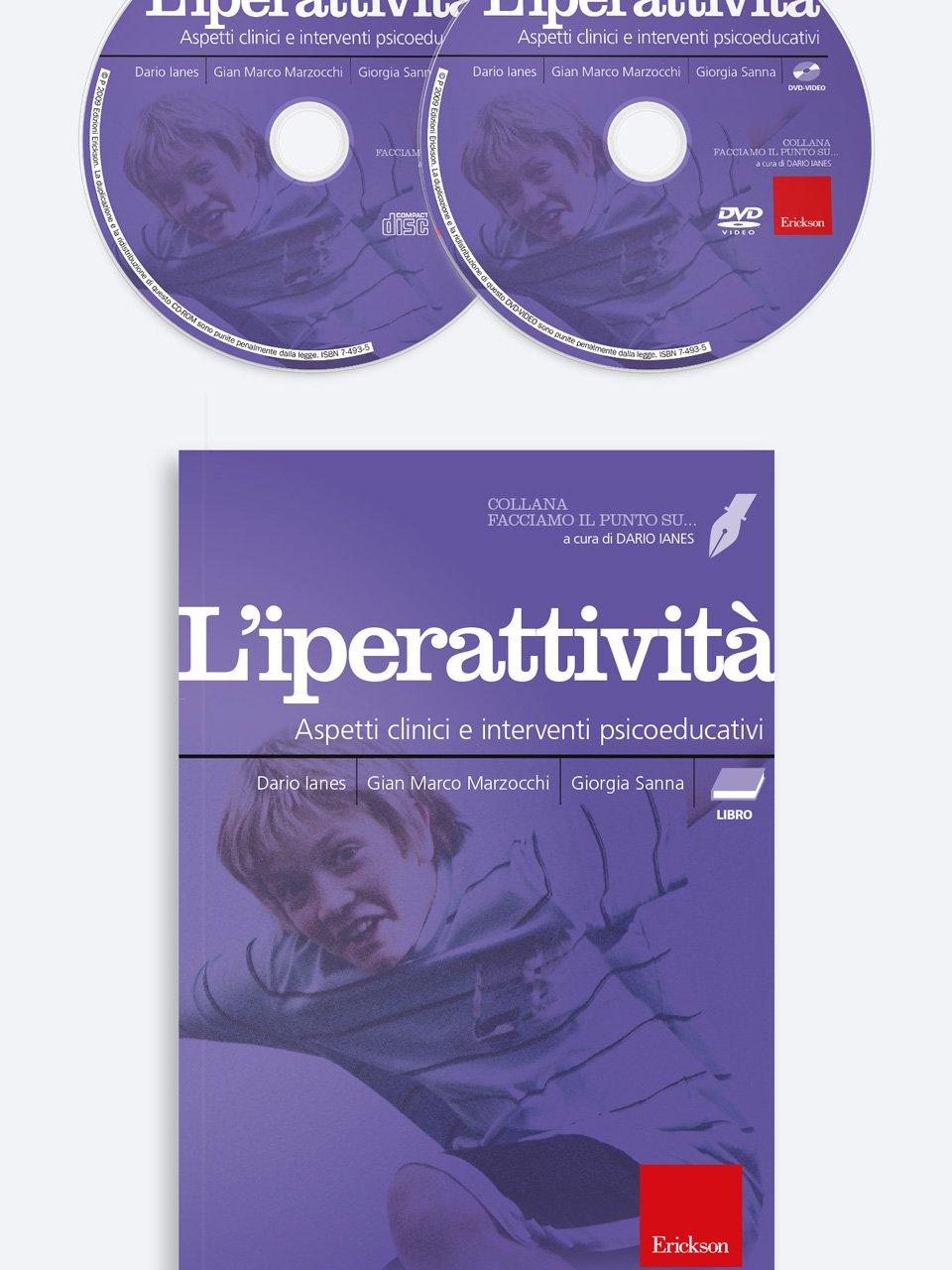 Facciamo il punto su... L'iperattività - BIA - Batteria italiana per l'ADHD - Libri - Erickson