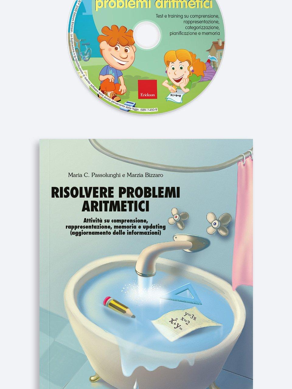 Risolvere problemi aritmetici - Superare i test di ammissione - Libri - Erickson 3