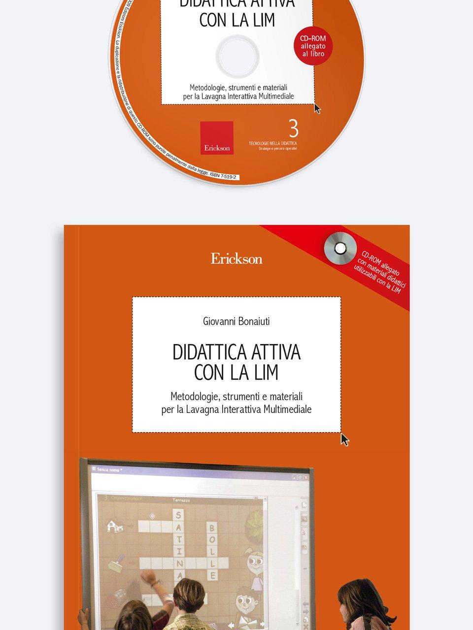 Didattica attiva con la LIM - La caverna digitale - Libri - Erickson