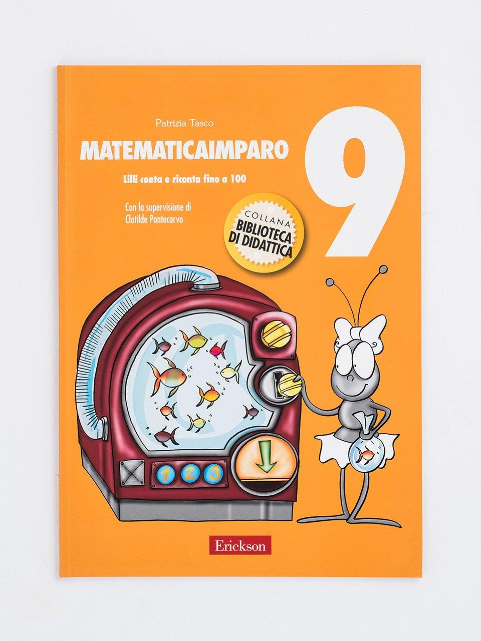 MatematicaImparo 9 - MatematicaImparo 10 - Libri - Erickson