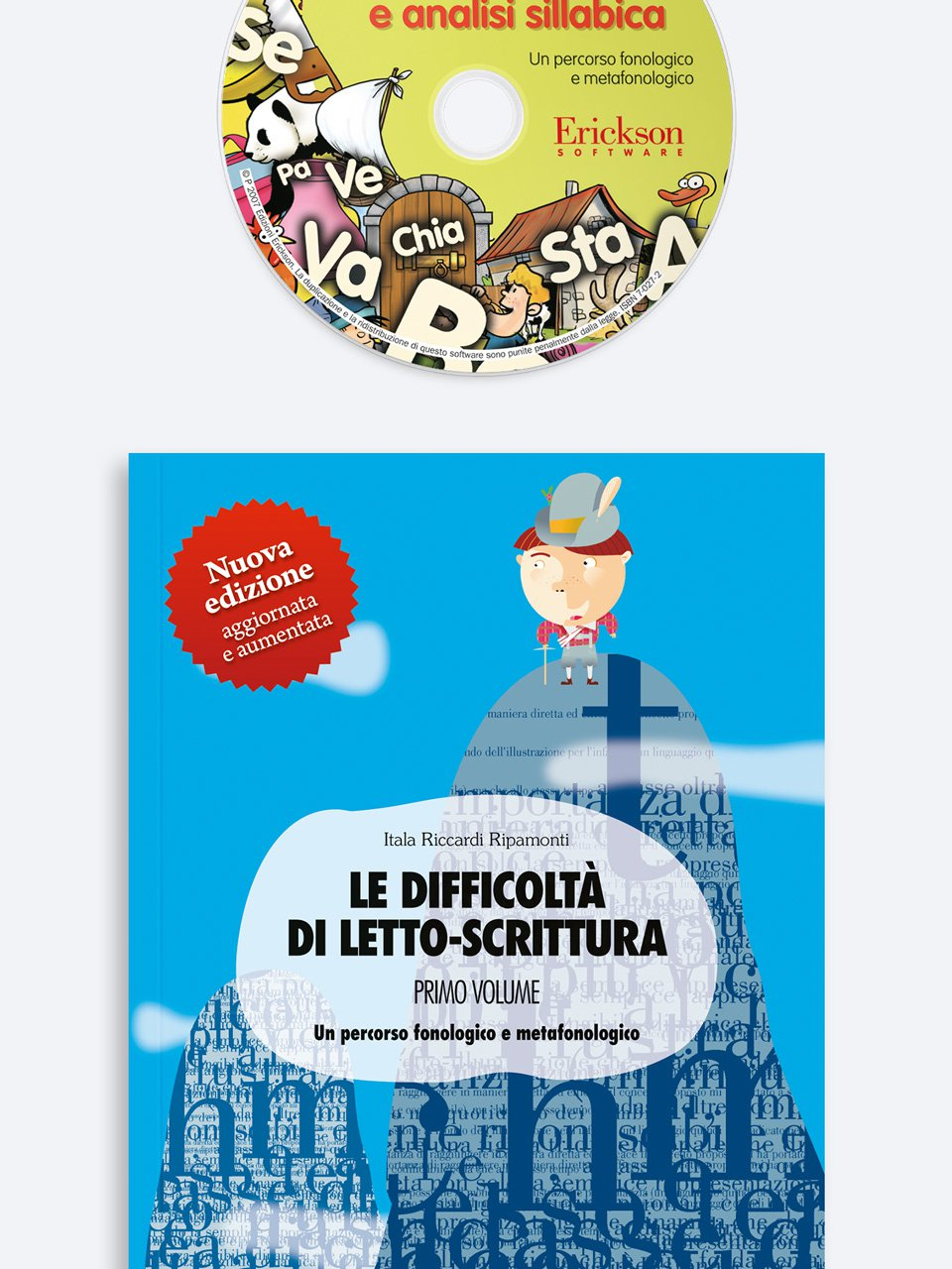 Le difficoltà di letto-scrittura - Volume 1 - Decodifica - Erickson 3