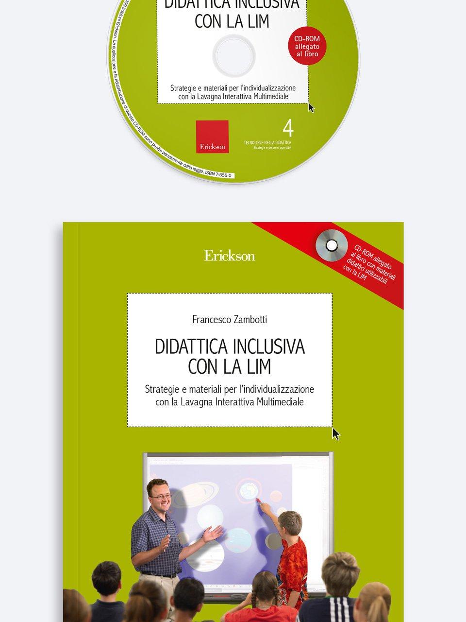 Didattica inclusiva con la LIM - Teacher Education Agenda - Libri - Erickson