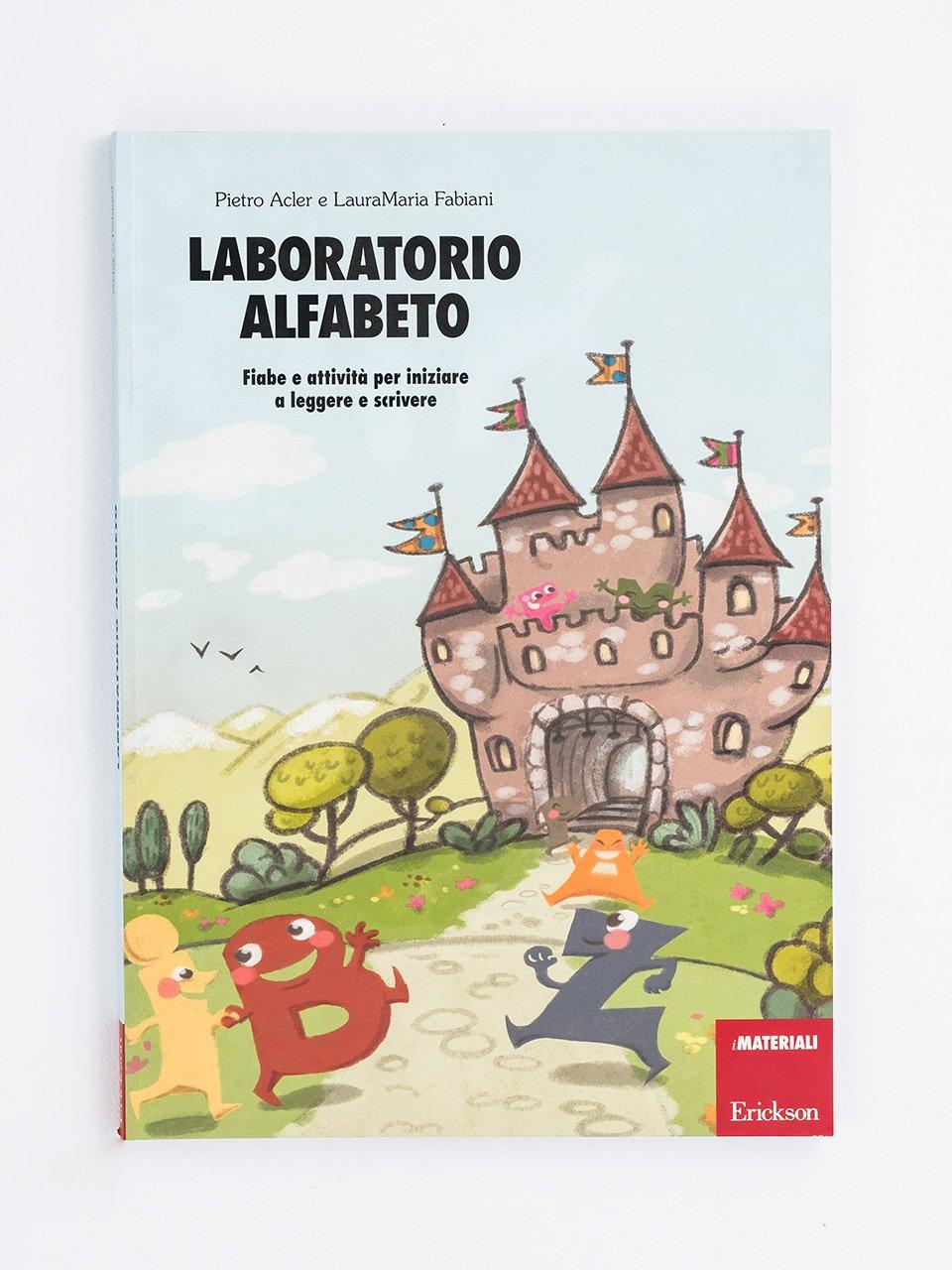Laboratorio alfabeto - Le difficoltà ortografiche - Volume 1 - Libri - App e software - Erickson