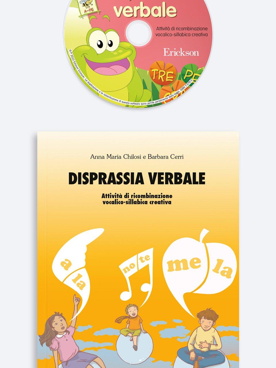 Disprassia verbale - Disprassia e apprendimento - Libri - Erickson 3