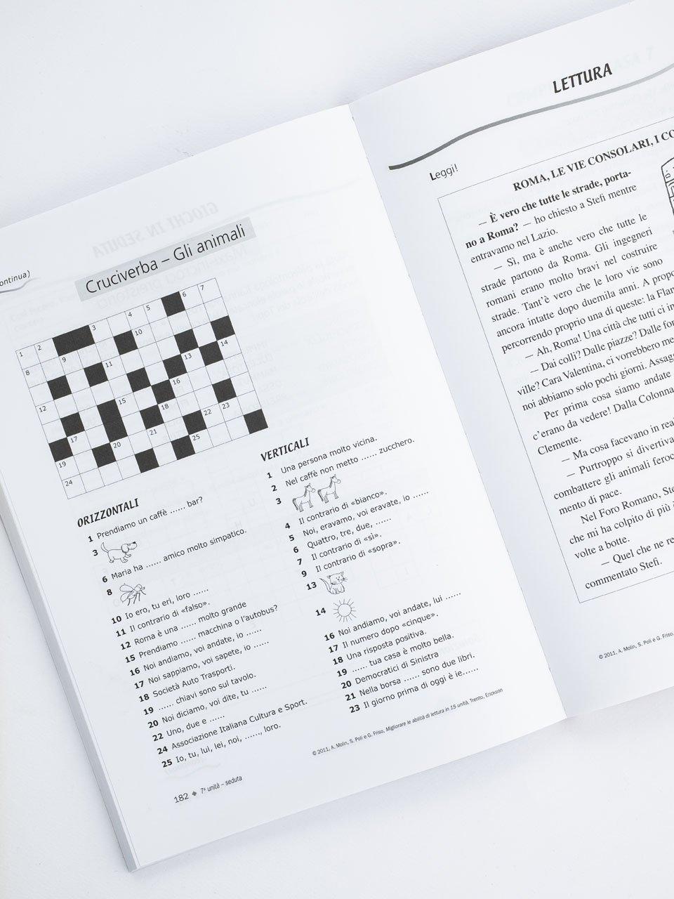 Migliorare le abilità di lettura in 15 unità - Libri - Erickson 2