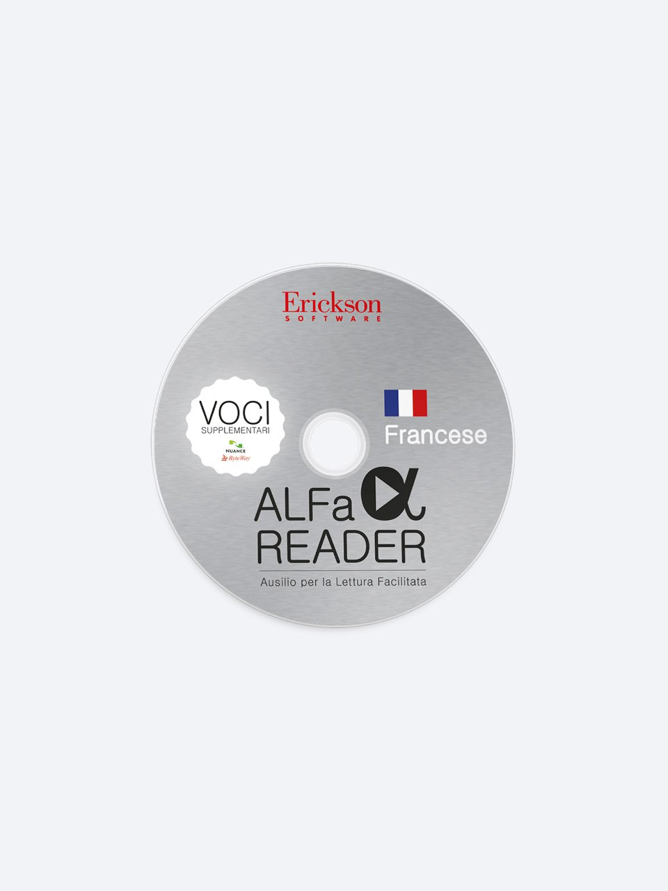 ALFa READER 3 - App e software - Erickson