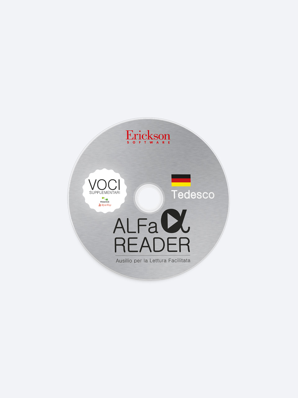 ALFa READER 3 - App e software - Erickson 3