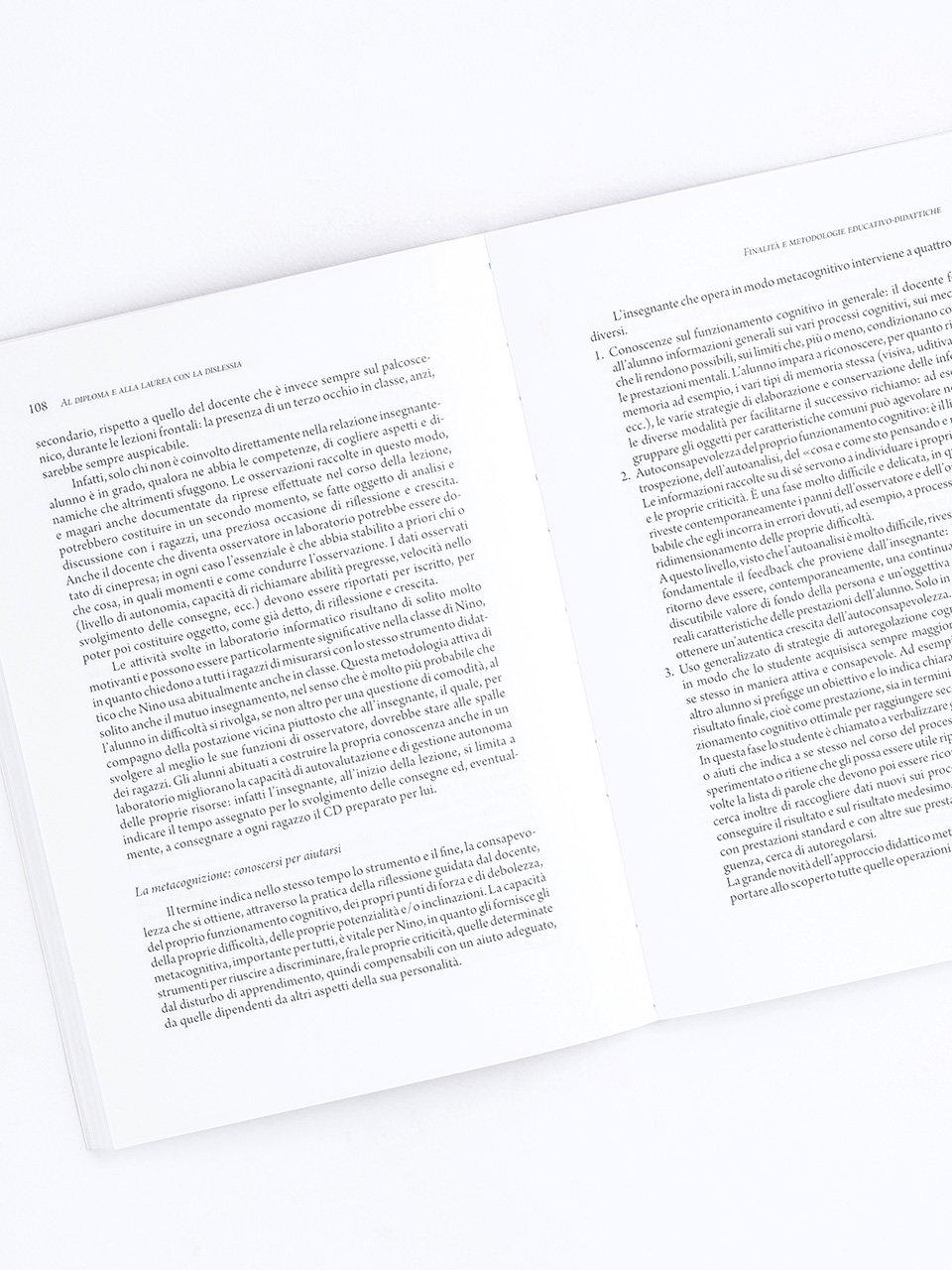 Al diploma e alla laurea con la dislessia - Libri - Erickson 2