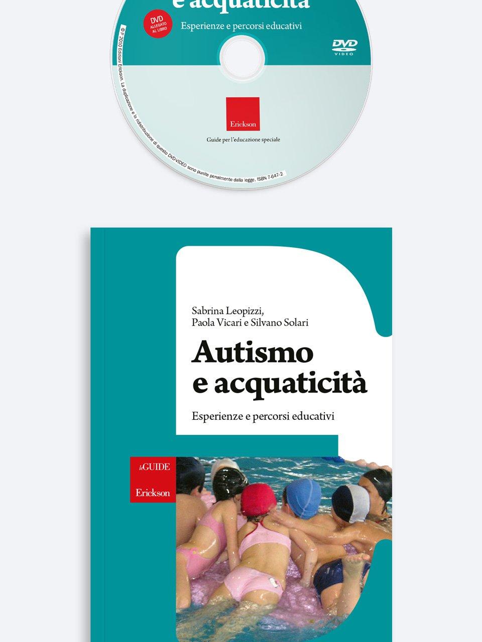 Autismo e acquaticità - Il nostro autismo quotidiano - Libri - Erickson