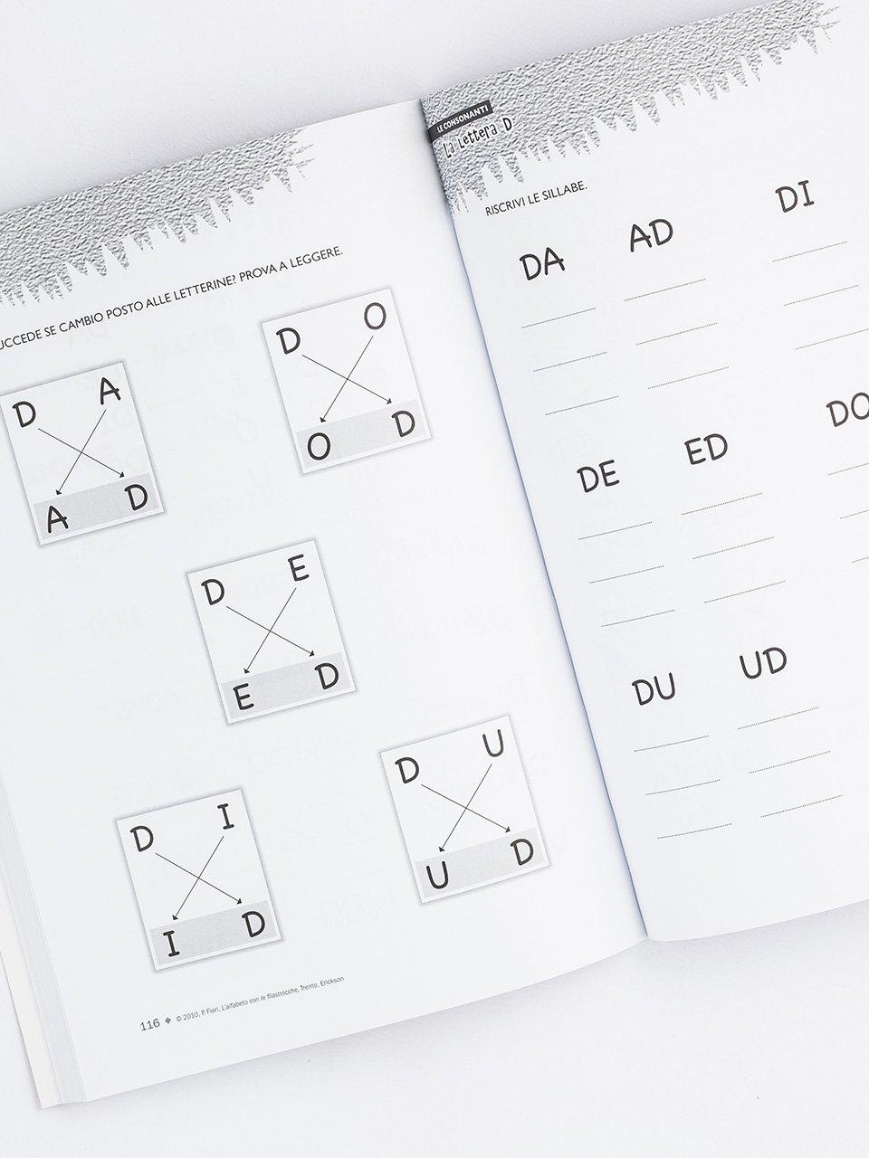 L'alfabeto con le filastrocche - Libri - App e software - Erickson 2