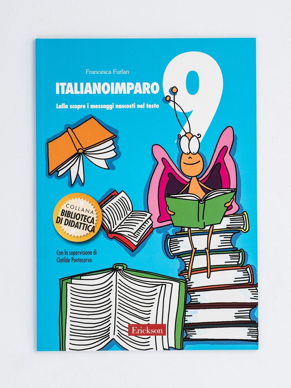 ItalianoImparo 9 - Comprensione del testo - Erickson