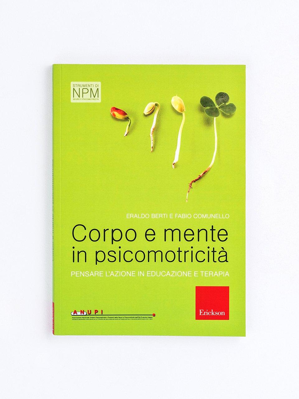 Corpo e mente in psicomotricità - Educare in natura - Libri - Erickson