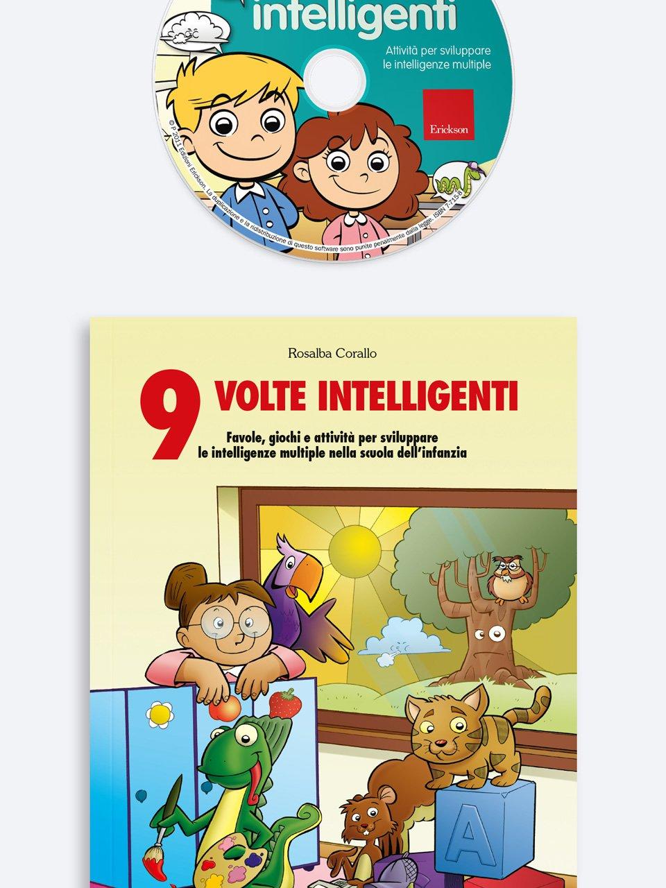 9 volte intelligenti - Rosalba Corallo - Erickson 3