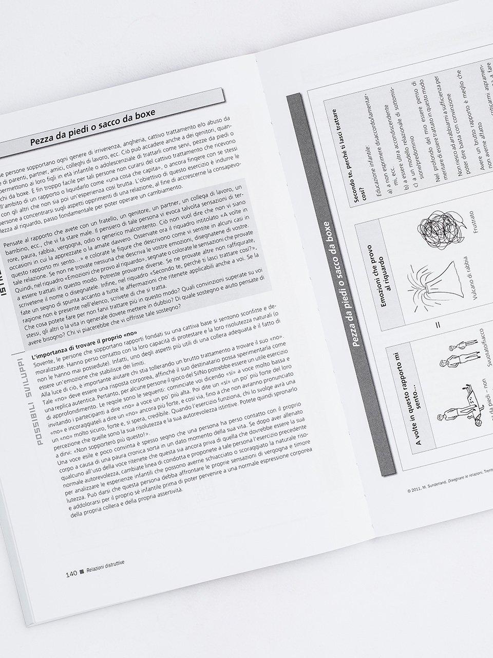 Disegnare le relazioni - Libri - Erickson 2