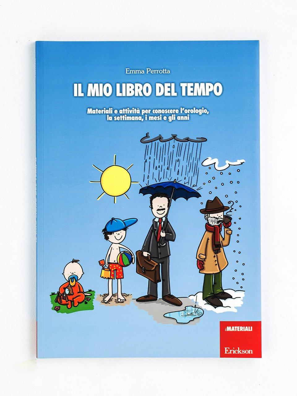 Il mio libro del tempo - Tablotto (6-8 anni) - Giochi - Erickson