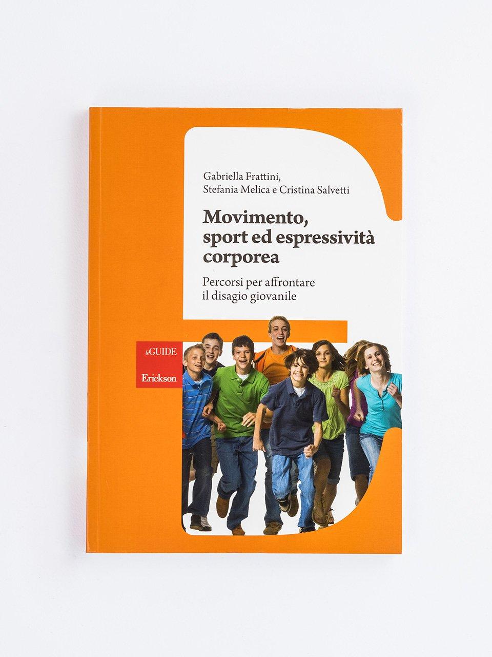 Movimento, sport ed espressività corporea - Il laboratorio dei materiali poveri - Libri - Erickson