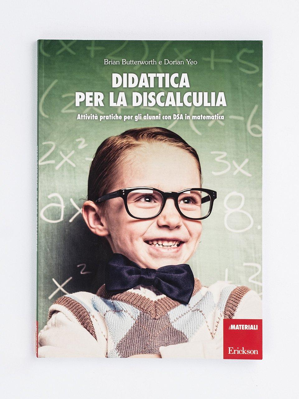 Didattica per la discalculia - Libri - Erickson