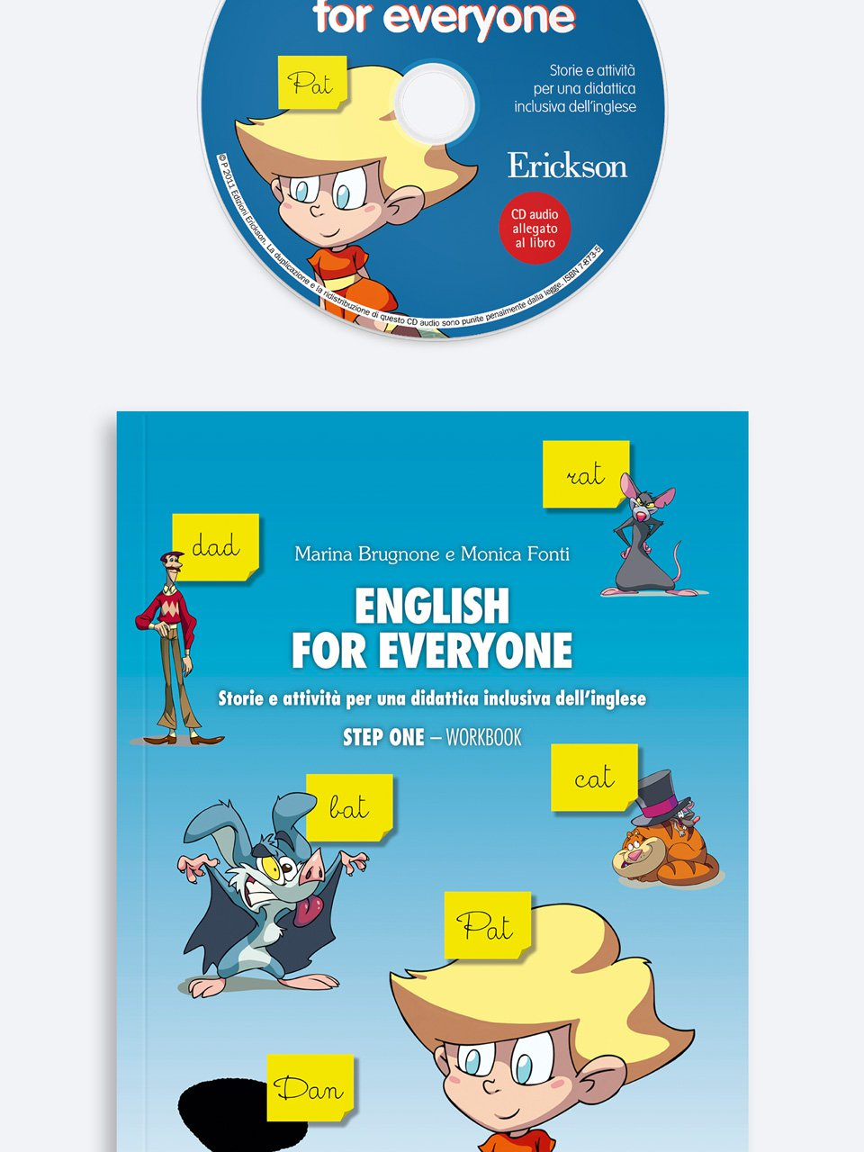 English for everyone - STEP ONE - My First Word Games - App e software - Erickson