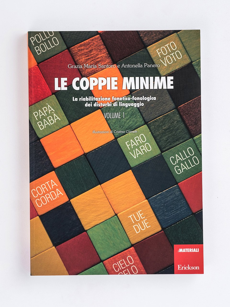 Le coppie minime - Volume 1 - Le coppie minime - Volume 2 - Libri - App e software - Erickson